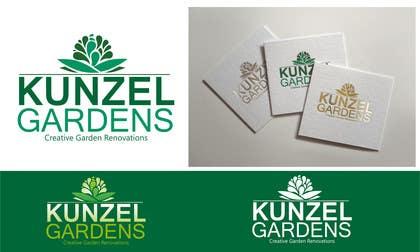 #64 for Design a Logo for Kunzel Gardens by TOPSIDE