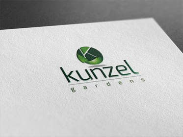 #91 for Design a Logo for Kunzel Gardens by niccroadniccroad