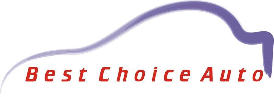 Inscrição nº 5 do Concurso para Design a Logo for Best Choice Auto