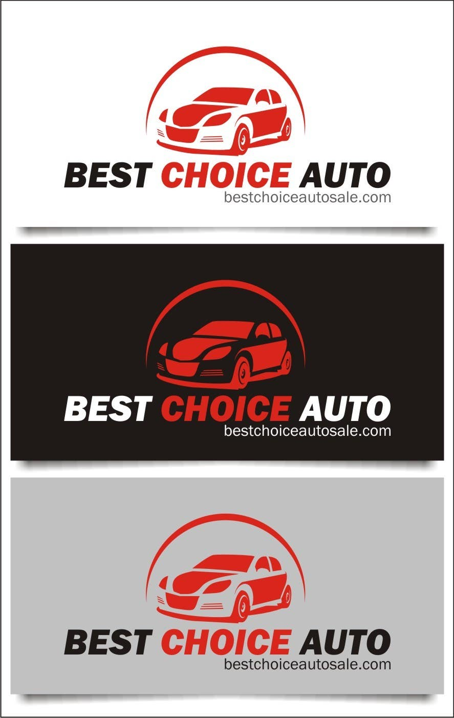 Penyertaan Peraduan #20 untuk Design a Logo for Best Choice Auto