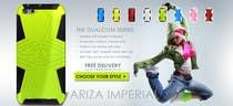 Contest Entry #24 for Design a Banner for Mobile Case Website