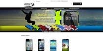 Contest Entry #33 for Design a Banner for Mobile Case Website
