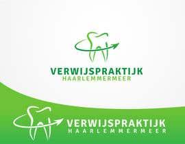#22 untuk Dental logo Verwijspraktijk Haarlemmermeer oleh cornelee