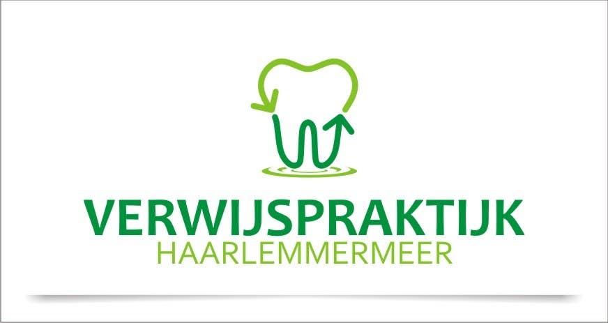 Penyertaan Peraduan #41 untuk Dental logo Verwijspraktijk Haarlemmermeer