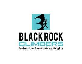 Nro 25 kilpailuun Design a serious Logo for a Mobile Rock Climbing company käyttäjältä happychild