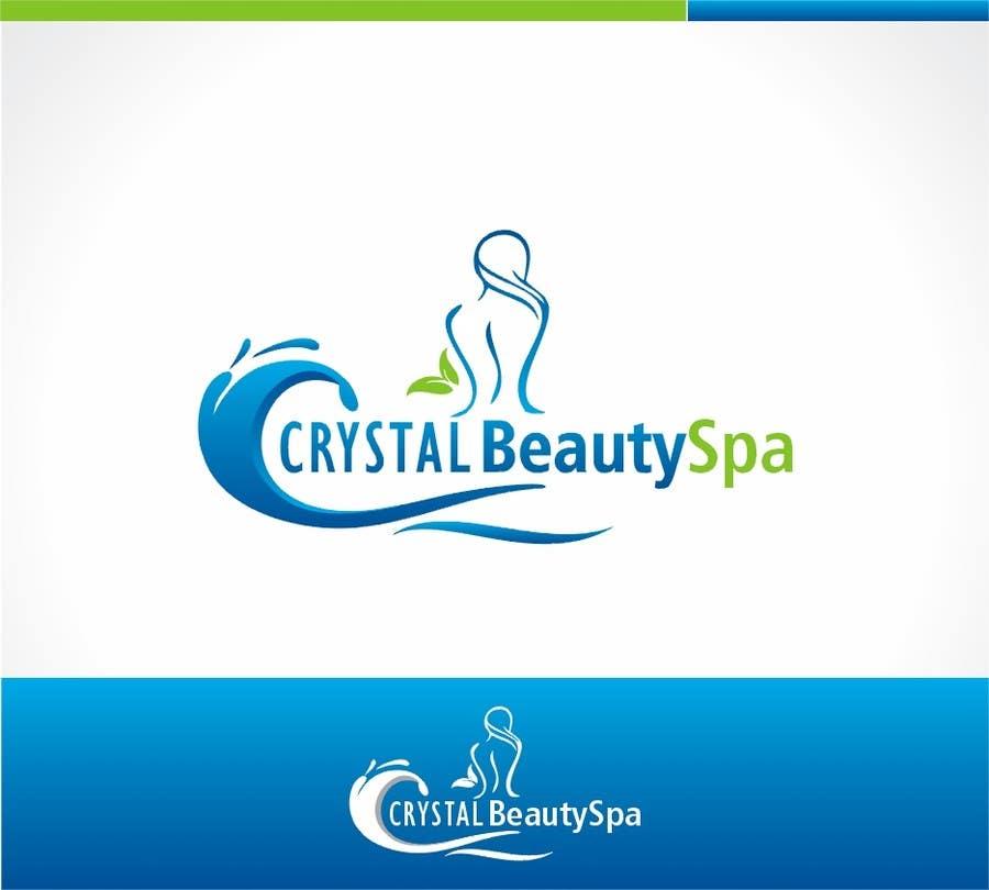 Kilpailutyö #6 kilpailussa Design a Logo for a spa
