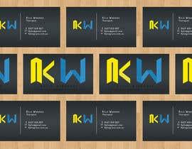 Nro 17 kilpailuun Business Card design käyttäjältä CabbNetic
