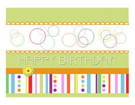 nº 12 pour Design some Stationery for Adult Birthday card par primavaradin07