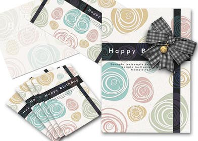 #8 for Design some Stationery for Adult Birthday card by Prettylights