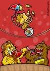 Graphic Design Contest Entry #4 for Illustration Design for Childrens Book - Circus Scene