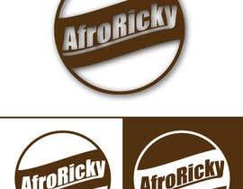 carbolovar2 tarafından Redesign Fashion Logo  for AfroRicky için no 20