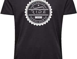 Nro 34 kilpailuun Design a T-Shirt for Motorcycle apparel Brand käyttäjältä javierlizarbe
