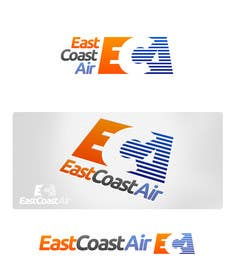 #402 for Design a Logo for East Coast Air conditioning & refrigeratiom by HallidayBooks