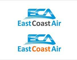 #696 untuk Design a Logo for East Coast Air conditioning & refrigeratiom oleh arteq04