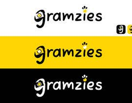 Nro 105 kilpailuun Design a Logo for Gramzies.com käyttäjältä Cozmonator
