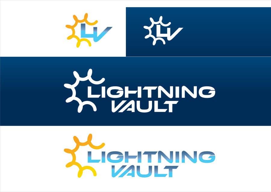 #23 for Design a Logo for LightningVault by davidliyung