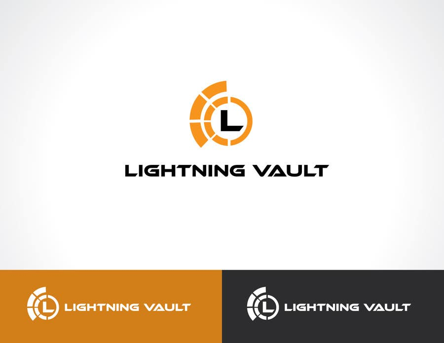 #2 for Design a Logo for LightningVault by paxslg