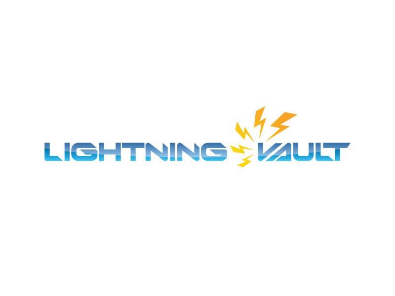 #16 for Design a Logo for LightningVault by peshan