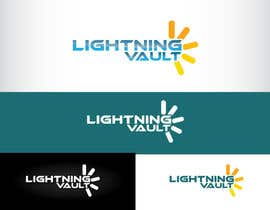 #4 for Design a Logo for LightningVault by GeorgeOrf