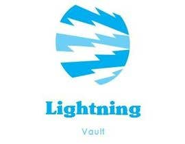 #12 for Design a Logo for LightningVault by likithkumar