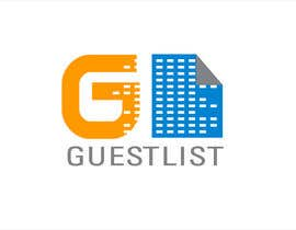 #11 for Design Logo for Guestlist Tool af davidliyung