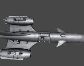nº 5 pour Do some 3D Modelling for Heavy Star Fighter par Hedgecog