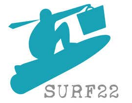 #44 for Design a Logo for Surf22 by pilto