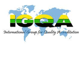 #9 para Design a new Logo for  International Group for Quality Accreditation(IGQA) por naiksubhash