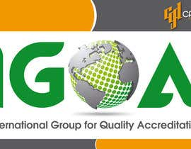 #5 para Design a new Logo for  International Group for Quality Accreditation(IGQA) por CasteloGD