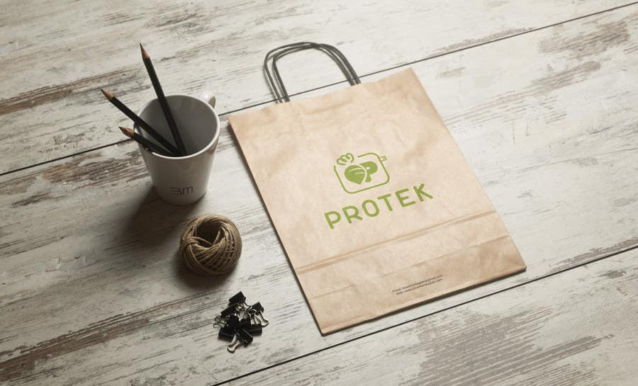#204 for Packaging manufacturer «PROTEK» requires a graphic logo for it's trademark. by himel302