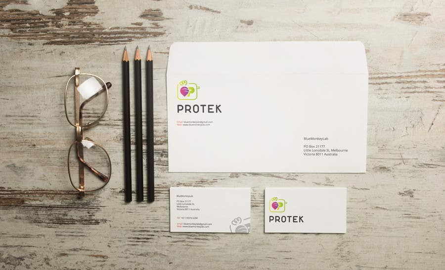#205 for Packaging manufacturer «PROTEK» requires a graphic logo for it's trademark. by himel302