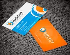 cucgachvn tarafından Design some Business Cards for Telplicity Communications, Inc. için no 34