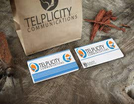 nº 11 pour Design some Business Cards for Telplicity Communications, Inc. par nemanjasilva