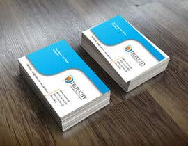 nº 6 pour Design some Business Cards for Telplicity Communications, Inc. par Bobbyjazz