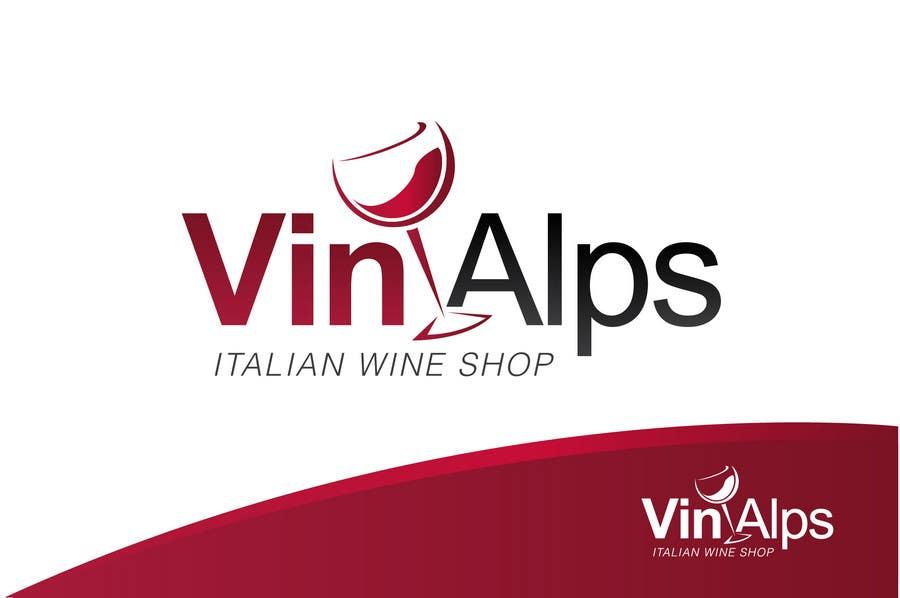 Bài tham dự cuộc thi #                                        191                                      cho                                         Logo Design for VinAlps