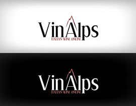 #117 для Logo Design for VinAlps от Lozenger
