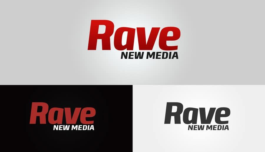 Konkurrenceindlæg #5 for Design a Logo for Rave New Media