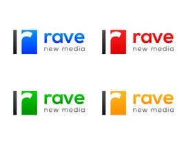 #113 for Design a Logo for Rave New Media af yogeshbadgire