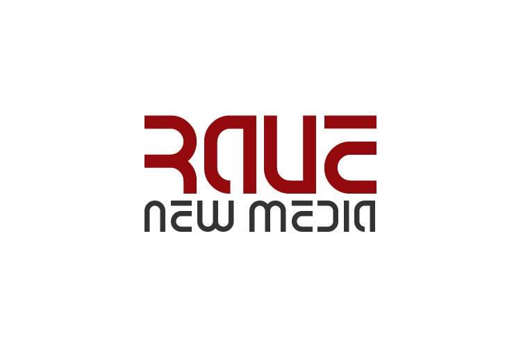 Konkurrenceindlæg #212 for Design a Logo for Rave New Media