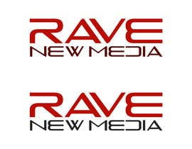 #214 for Design a Logo for Rave New Media af vladspataroiu
