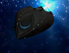 #3 untuk Do some 3D Modelling for Sci-fi video Game Stealth ship oleh Hedgecog