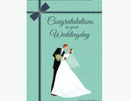 #30 untuk Design some Stationery for a Wedding Congratulations Card oleh pankaj86