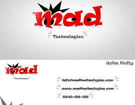 #19 cho Design a Creative Logo for Our Company Mad Technologies bởi niravbhavsar289
