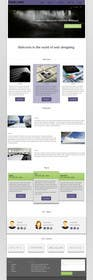 #8 for Design of one HTML page based on Bootstrap 3 by abhij33td3sai