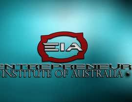 serhiizhmud tarafından Design a Logo: Entrepreneurs Institute of Australia için no 8