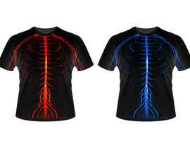#31 for Tshirt Design Spine and Nervous System by varun7791
