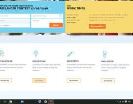 Nro 7 kilpailuun Template for Online Health Survey käyttäjältä hedyaouiboubaker