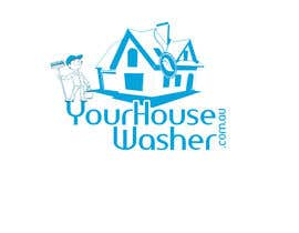 #56 para Design a Logo for yourhousewasher.com.au por darkemo6876