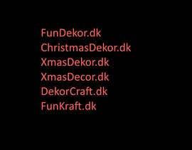 Nro 127 kilpailuun Brand name for company selling fun gifts & ornaments käyttäjältä KavTan