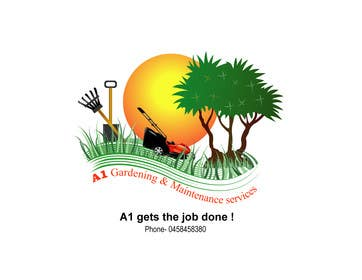 #85 for Design a Logo for a gardening & maintenance business by jonydep